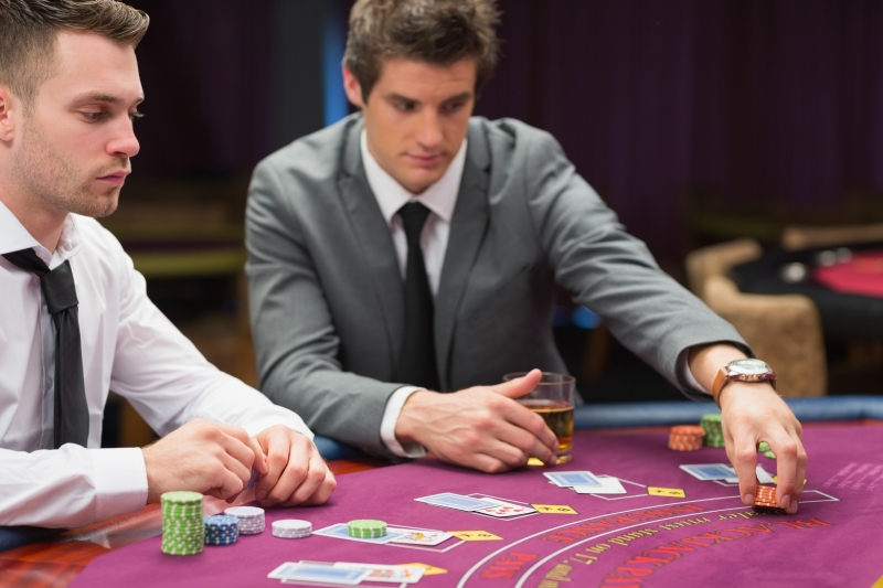 Rules for draw and stud poker